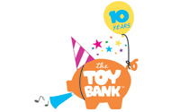The Toy Bank Turns 10!