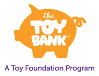 Donate toys to the Toy Bank